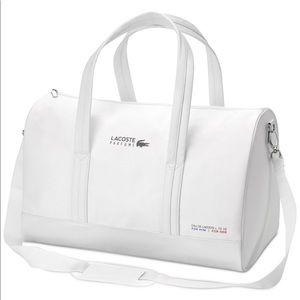 Handbags - Lacoste duffle bag new